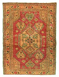 Persian rug Colored Vintage 193 x 145 cm
