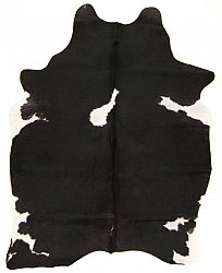 Cowhide - black and white 30