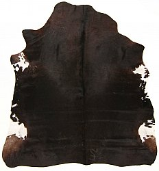 Cowhide - black and white 90