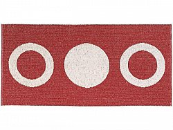 Plastic Mats - The Horredmatta Circle (red)