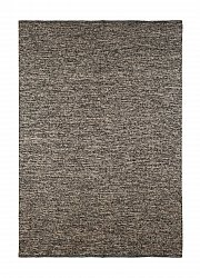 Wool rug - Lia (grey)