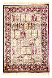 Wilton rug - Kazak (red)