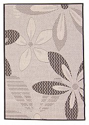Wilton rug - Oregon (black/sand)