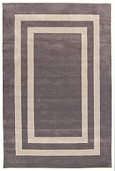 Wool rug - Maronía (grey)