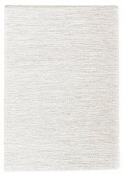 Rug 135 x 195 cm (wool) - Wellington (white)