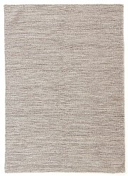 Rug 135 x 195 cm (wool) - Wellington (grey)