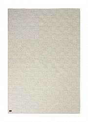 Wool rug - Goose Eye (beige)
