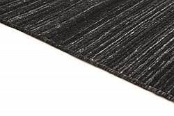 Wool rug - Grikos (black)