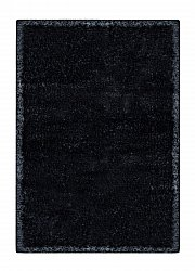 Rug 160 x 230 cm (shaggy rug) - Lounge (anthracite)