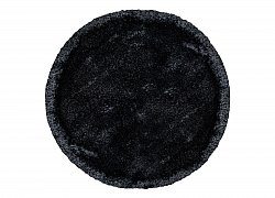 Round rug 160 cm - Lounge (anthracite)