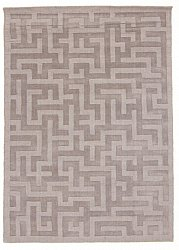 Wool rug - Kalamáta (grey)