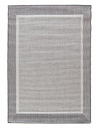 Rug 133 x 190 cm (wilton) - Bodega (light grey)
