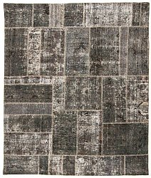 Persian rug Colored Vintage Patchwork 255 x 207 cm
