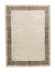 Wool rug - Grover (grey)