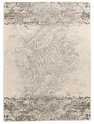 Wool rug - Crotone (grey)