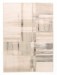 Wool rug - Zagros (white)