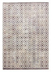 Wool rug - Abria (anthracite)