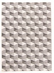 Wilton rug - Brussels Pattern (grey)