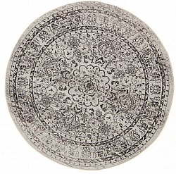 Round rug - Peking Noble (grey)