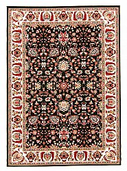 Wilton rug - Peking Imperial (black)