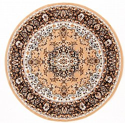 Round rug - Peking (gold)
