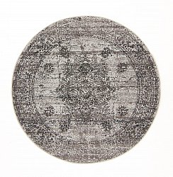 Round rug - Peking Royal (grey)