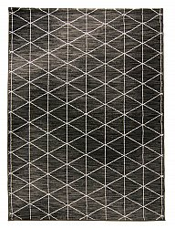 Wilton rug - Florence Howth (black)