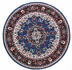 Round rug - Peking (blue)