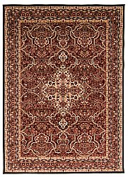 Wilton rug - Laurus (red)