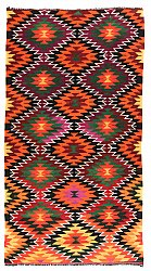 Kilim rug Turkish 336 x 170 cm