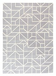Wool rug - Heraklion (grey)