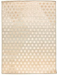 Wool rug - Riko (white)