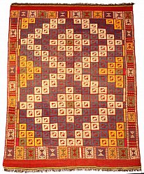 Kilim rug Turkish 220 x 143 cm
