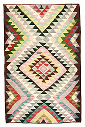 Kilim rug Turkish 264 x 168 cm