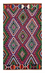 Kilim rug Turkish 290 x 164 cm