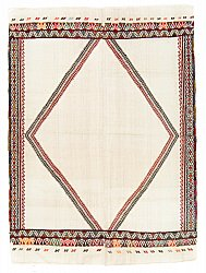 Kilim rug Turkish 171 x 128 cm