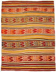 Kilim rug Turkish 215 x 137 cm