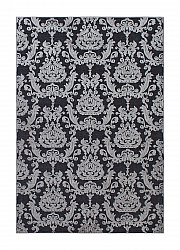 Wilton rug - Faro Medallion (anthracite)