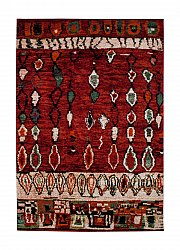 Wilton rug - Tanger (red)