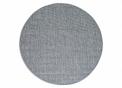 Round rug 120 cm - Elite (anthracite)
