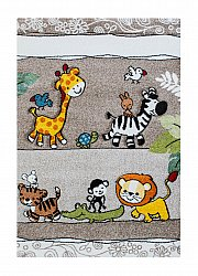 Childrens rugs - Atlas Animals (multi)