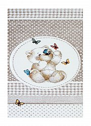 Childrens rugs - Atlas Teddybear (beige)
