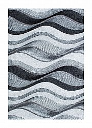 Wilton rug - Ibiza Wave (grey)