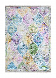 Rug 200 x 290 cm (wilton) - Colourful Bell (multi)