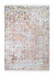 Rug 200 x 290 cm (wilton) - Colourful Vintage (rust)
