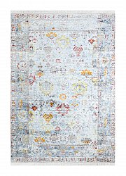 Rug 200 x 290 cm (wilton) - Colourful Frame (multi)