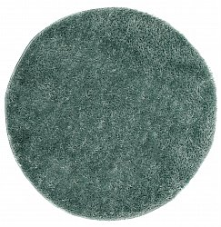 Round rugs - Sapphire (turquoise)