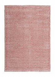 Rug 133 x 190 cm (shaggy rugs) - Sapphire (pink)