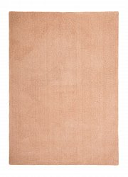 Rug 133 x 190 cm (shaggy rugs) - Soft dream (pink)