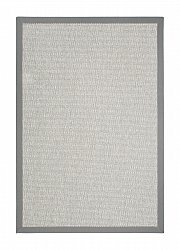 Wilton rug - Rustik (light grey)